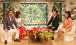 ダイアン津田と奥さんの画像